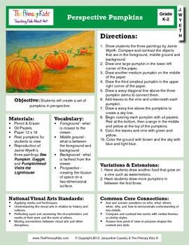 Perspective Pumpkins