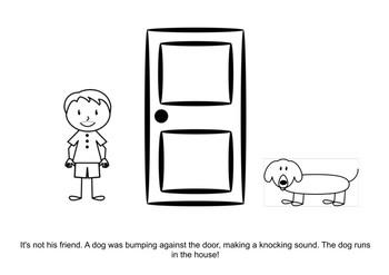 Perspective Taking Cartoon Activity