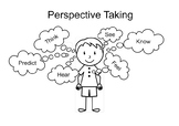 Perspective Taking Cartoon Activity