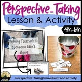 Perspective-Taking Classroom or Group Counseling Lesson & Activity