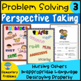 Social Skills Activities   Problem Solving   Taking Perspectives Elementary 3