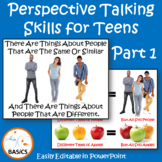 Perspective Taking Skills for Teens - Part 1