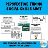 #warmupwithsped2 Perspective Taking Social Skills Unit