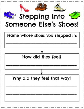 "Perspective Taking: ""Stepping Into Someone Else's Shoes"""