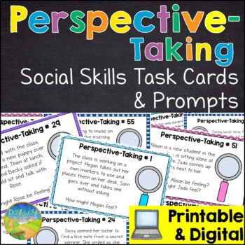 Perspective Taking Task Cards