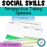 Perspective Taking, Social Skills and Opinions