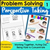 Social Skills Activities | Problem Solving | Taking Perspectives Elementary 1