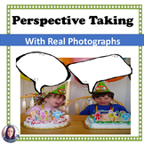 Perspective Taking / Inferencing with Real Photographs