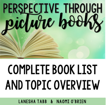 Perspective Through Picture Books: BOOK LIST