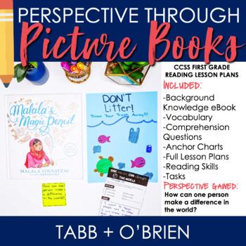 Perspective Through Picture Books: Malala's Magic Pencil