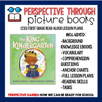 Perspective Through Picture Books: The King of Kindergarten