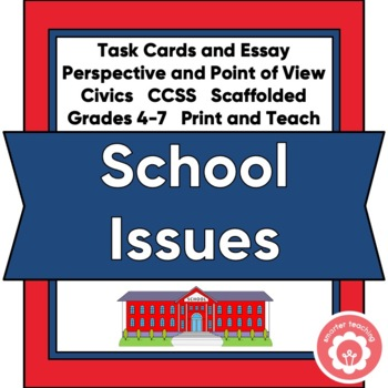 SCHOOL ISSUES: Learning About Perspective And Point of View