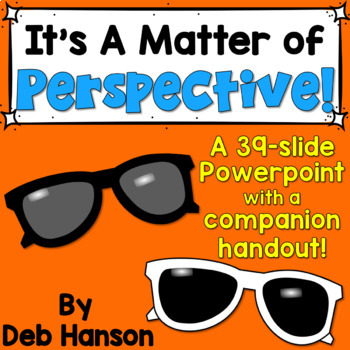 Point of View PowerPoint: Identifying Different Perspectives