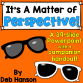 Point of View PowerPoint: Identifying Different Perspectiv