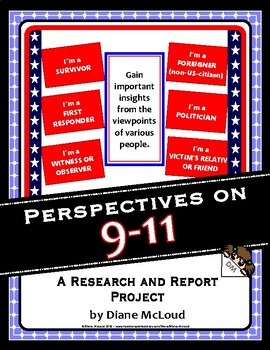Perspectives on 9/11—Activity and Interactive Bulletin Board