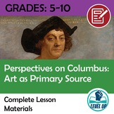Perspectives on Columbus Lesson: Art as Primary Source