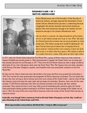Perspectives on World War 1