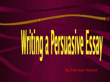 Persuade me