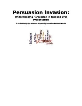 Persuasion Invasion
