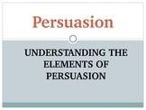 Persuasion PowerPoint