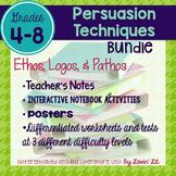 Persuasion Techniques: Ethos, Logos, & Pathos