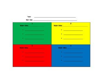 Persuasive 4 Squares