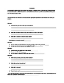 Persuasive Writing Activity (Trial of the Big Bad Wolf)