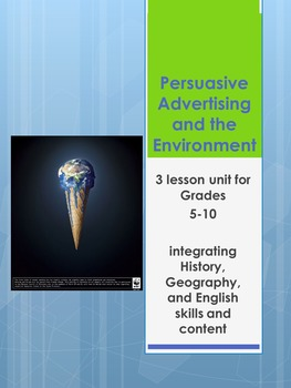 Persuasive Advertising & the Environment