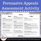 Persuasive Appeals Assessment Activity