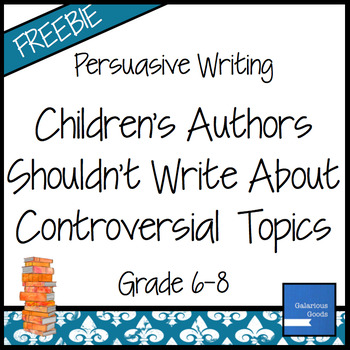 controversial issues to write about