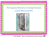 Persuasive Brochure Using Famous Local Monuments