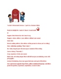 Persuasive Business Letter to Santa: Logos, Pathos, Ethos/