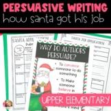 Christmas Santa Writing