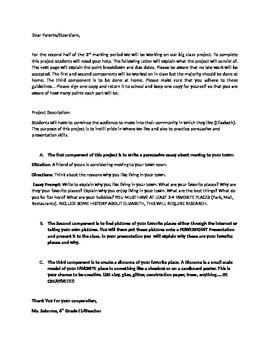 Persuasive Community Project (translated into spanish too)
