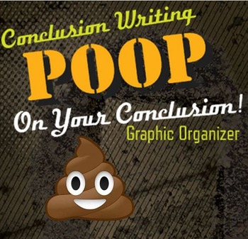 Persuasive Conclusion Graphic Organizer