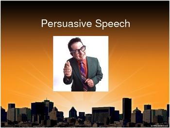 Persuasive Debate