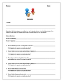 Persuasive Debate and Essay Writing Frame