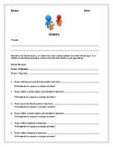 Persuasive Debate and Essay Writing Frame