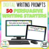 Persuasive Digital Writing Prompts for Google Drive®