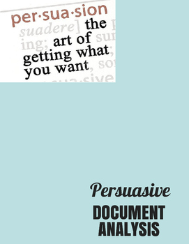 Persuasive Document Analysis