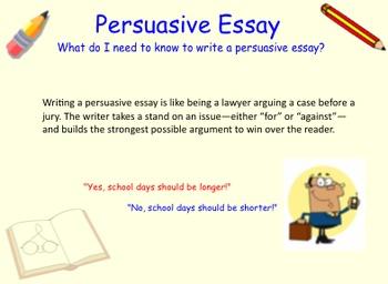 Persuasive Essay: A Helpful Guide