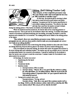 Persuasive Essay: Class Pet