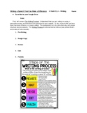 Persuasive Essay Guided Writing Project - Teacher Notes on Word