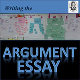 Argument Essay Workshop Aligned with Common Core