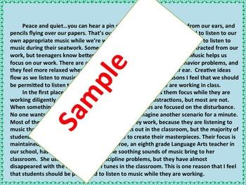 Persuasive Essay Made Easy!