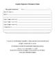 Persuasive Essay - Outline Template
