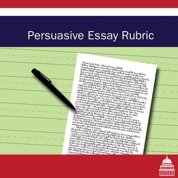 Persuasive Essay Self Evaluation