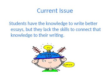Persuasive/ Expository Essay Lesson- Global Arguments