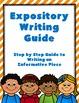 Persuasive Report, Research Report, and Narrative Writing Guide Bundle