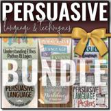 Persuasive Writing and Language BUNDLE